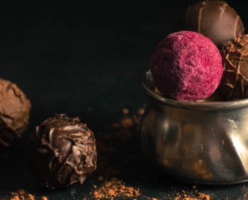 Background-Schokolade