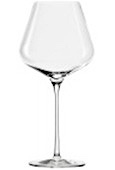 Burgunder-Glas