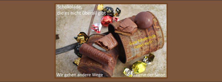 köstliche Schokolade von Meisterhand